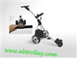 Digital golf trolley