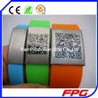 Fashion qr code bracelet