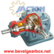 1 to 2 gear increaser box