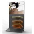 Ceramic Tile Display Showroom Stands