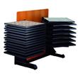 Ceramic Tile Horizontal Display Rack