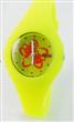 fancy digital silicone watch
