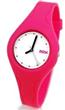 custom digital silicone watch