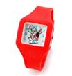 custom square silicone watch