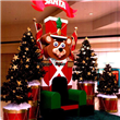 Christmas Decoration Statue