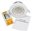 2.4G Remote control brightness dimmable 6W LED downlight