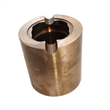 Bayonet beryllium copper alloy plunger tip
