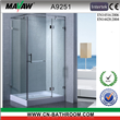 Construct Project Shower Door Frame Parts A9251
