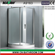 Luxury Bathroom Steam Shower Cabin A9163