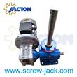 electric jackscrews