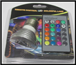 Remote Control Led Colorful Spot Light Ce RoHS