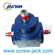 1 1 ratio 90 degree angle shaft bevel gearbox