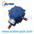 1 1 ratio 90 degree angle t series right angle gearboxes