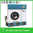 Perchloroethylene based drycleaning machine
