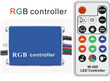 Waterproof RGB Controller