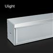 35mm aluminum led profile