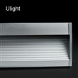 80mm aluminum led profile