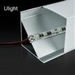 90 degree corner led aluminum profile