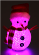 2014-Christmas snowman with EVA material