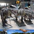 Wild Prehistoric Kiddie dinosaur rides