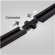 Connector cable to led