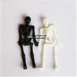 2 inch Capsule Toy skeleton
