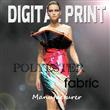digital print on polyester fabric