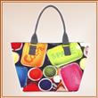 custom print linen bag