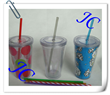 2014 simple design for promotion straw cup
