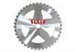 Customized Carbide Brush Cutter Blade , woodworking saw blades 255mm