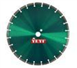 230mm 9''  Laser Welded Diamond Saw Blade With Key Slot For Cutting