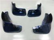 Custom black Painted Mud Guards Replacement For Nissan New Sunny