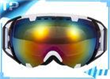 Clear Lens Photochromatic Prescription Skiing Goggles For Snowboardin