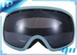 CE Blue Tinted Designer OTG Ski Goggles Eco - friendly / PC Lens