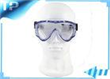 Excellent Blue Anti - Fog Scuba Diving Masks Silicone For Junior