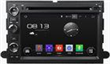 1080P HD Video Ford DVD Player , Ford Fusion Touch Screen Radio Stere
