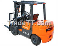 of Baker forklift