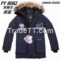 Wholesale cheap 1:1 replica canada goose jacket