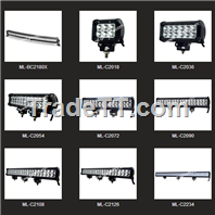 LED offroad light bar, LED light bar, LED offroad lights