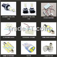 Car LED light, LED Car Bulb, Car LED bulbs