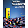 Push button control components