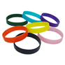 Custom silicone rubber wristbands