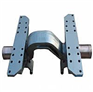 Balance shaft ,axle assy for howo parts