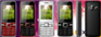 Tri-SIM Tri Standby Mobile Phone