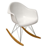 Chahes Eames RAR FiberGlass Rocking Chair