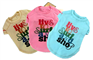 Juicy couture pet tee shirt,dog clothes