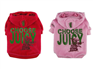 Juicy couture pet clothes,dog outfits,pet hoodies