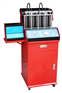 Fuel injector cleaner&analyzer