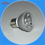 3x1w E27 LED Bulb