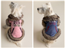 Juicy couture dog coat,pet clothes,dog jackets